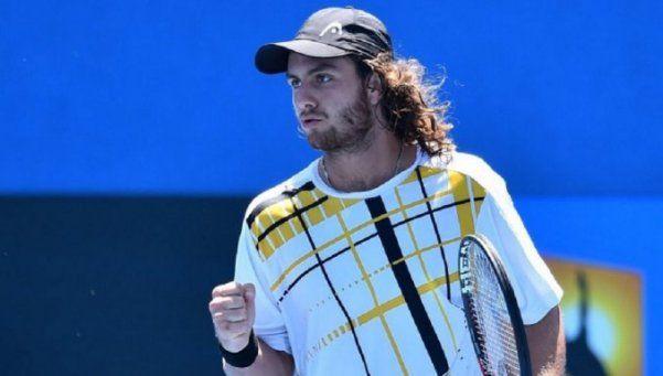 Trungelliti dio la sorpresa en Roland Garros y eliminó a Cilic