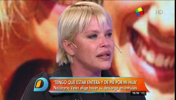 "Nazarena: ""Federico me la c... a trompadas a Barbie"""