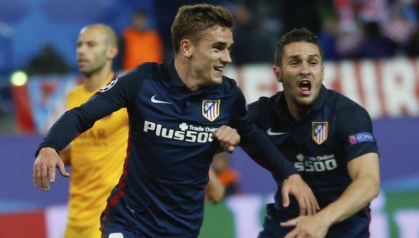 Increíble: el crack del Atlético Madrid que juega al Gran DT