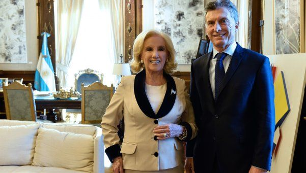 Mirtha Legrand le planteó a Macri que las tarifas son muy altas