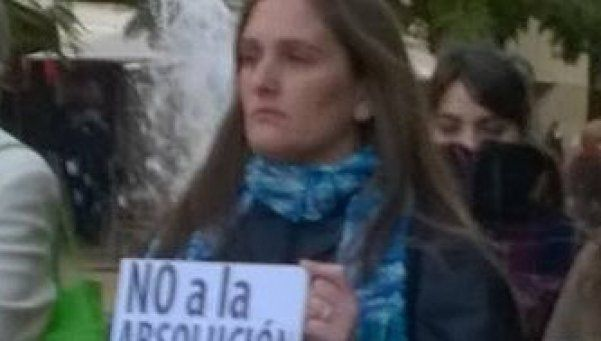 Mujer ruega a juez que no  libere a ex marido golpeador