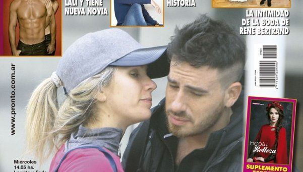 Laurita Fernández, furiosa con una revista