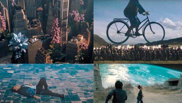 Up & Up, el videoclip de Coldplay que la rompe en YouTube