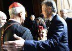 Tedeum: frente a Macri, la Iglesia pidió no perder la sensibilidad