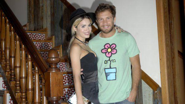¿Lali Espósito está de novia con Tacho Riera?