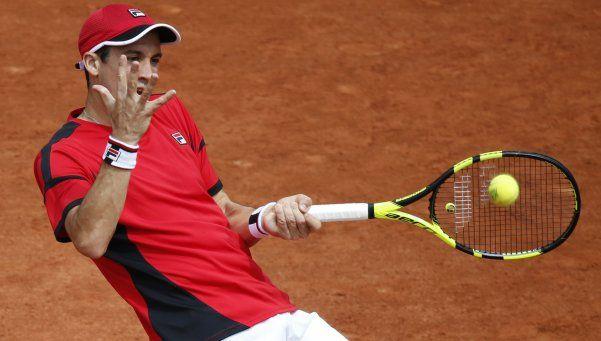 Roland Garros: para Bagnis fue mucho Nadal