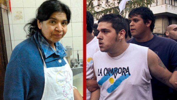 El cruce de versiones entre Margarita Barrientos y La Cámpora