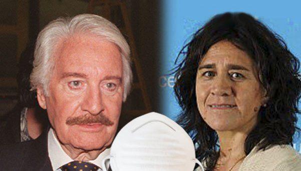 ¿Qué diría Roberto Galán? Ministra aconseja besarse menos por la gripe
