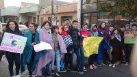 Marcha de Frazadas de los alumnos de la Media Nº 3