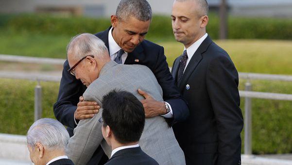 Obama desde Hiroshima: Hace 71 años, la muerte cayó del cielo