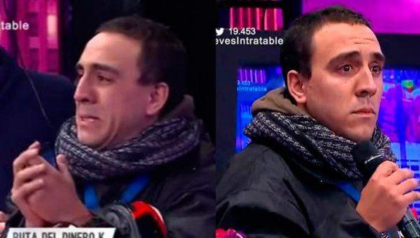 """Bizarro: un actor detuvo el debate de """"Intratables"""""""