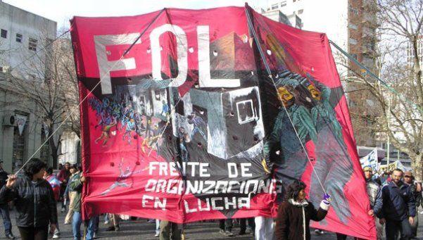 Rosario: movimiento social denuncia hostigamiento policial y político