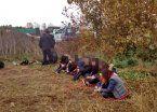 Rescatan a ocho mujeres chinas encerradas en una camioneta