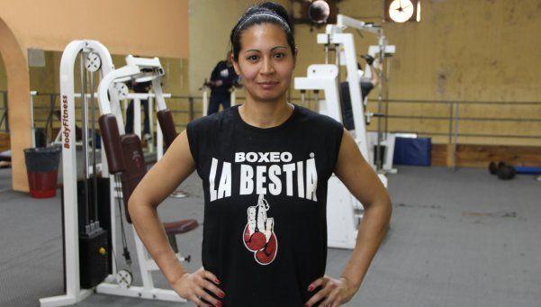 Celeste Peralta  se suma a las campeonas matanceras