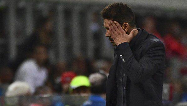 Simeone habló de fracaso y abrió una duda: ¿se va?
