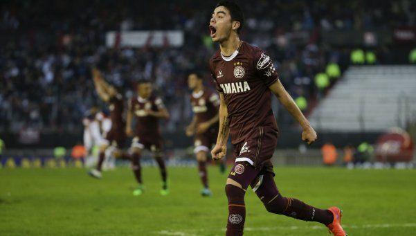 Miguel Almirón, la sonrisa del campeón que sueña con jugar en River