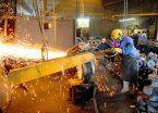 La producción industrial se hundió 8% y suma 7 meses de caída