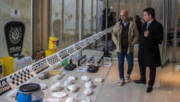 Operación Paella: cayó banda internacional de narcos