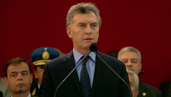Macri espera que más jueces sigan el camino de Oyarbide