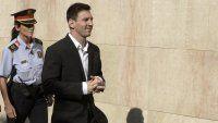 Messi llega el sábado a Estados Unidos, dolorido y post audiencia
