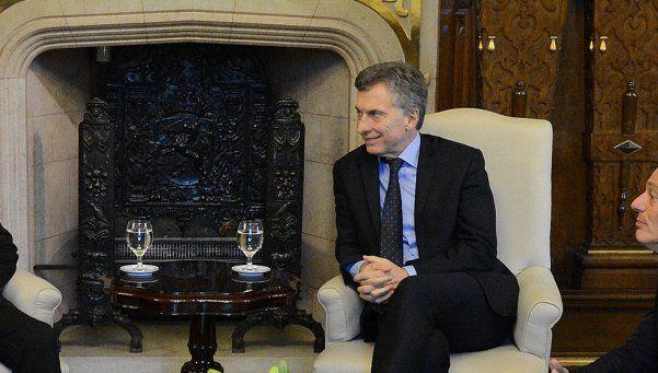 Macri retoma su agenda con reuniones en la Rosada