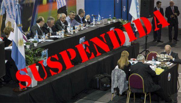 La IGJ suspendió las elecciones en AFA: ¿y ahora?