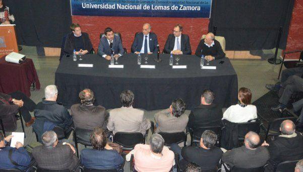 Provincia, municipios y universidades se sientan a la misma Mesa