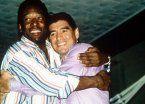 Exclusivo   Maradona y Pelé vuelven a enfrentarse en una cancha