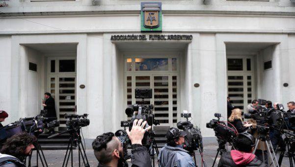 Macri lo hizo: la AFA, unida contra un enemigo en común