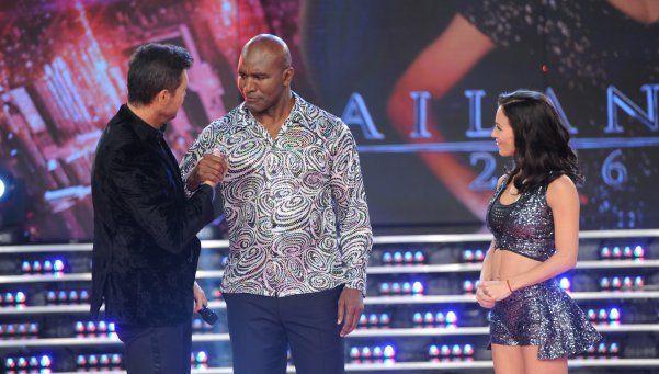 El Bailando arrancó con un peso pesado para ser campeón de rating