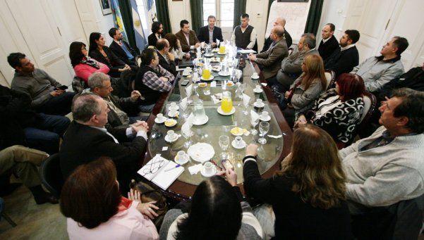 Amplia respuesta de instituciones de Brown para conformar Mesa de Diálogo