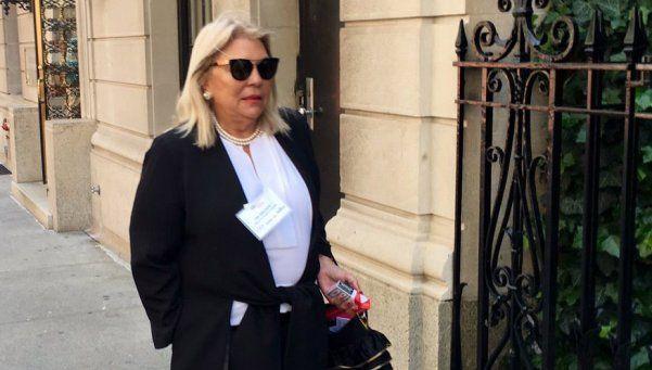 Una delincuente como Gils Carbó debe ser juzgada