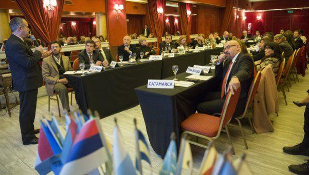 En Mendoza se conformó el Plan Nacional de Drogas
