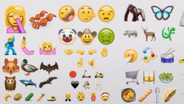 Con gorilas y medialunas, Twitter presenta nuevos emoji