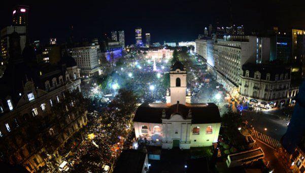 #NiUnaMenos: masivas marchas en todo el país contra la violencia de género