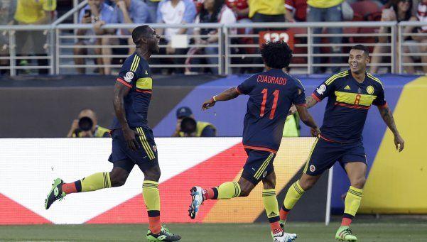 Colombia impuso calidad  y entró pisando muy fuerte