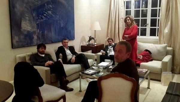 Internaron cuatro horas a Macri por una arritmia