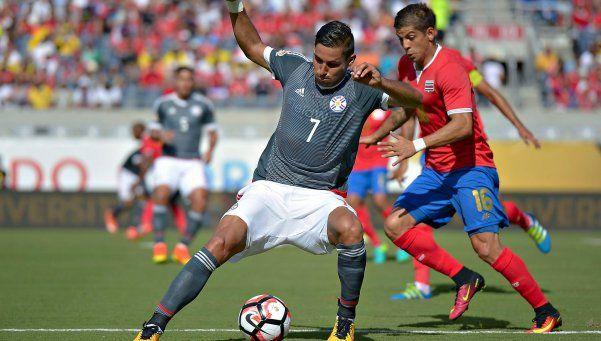 Paraguay empató con Costa Rica y se quedó con un sabor amargo