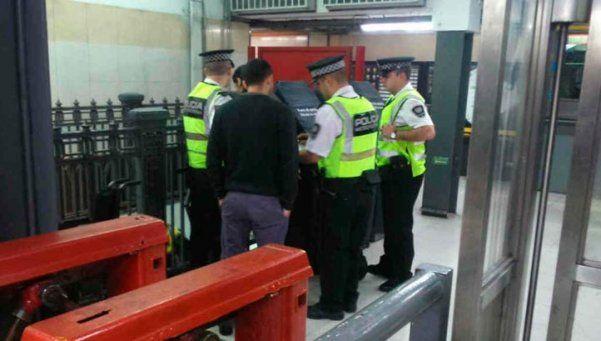 #NiUnaMenos: manoseaban en el subte y fueron detenidos