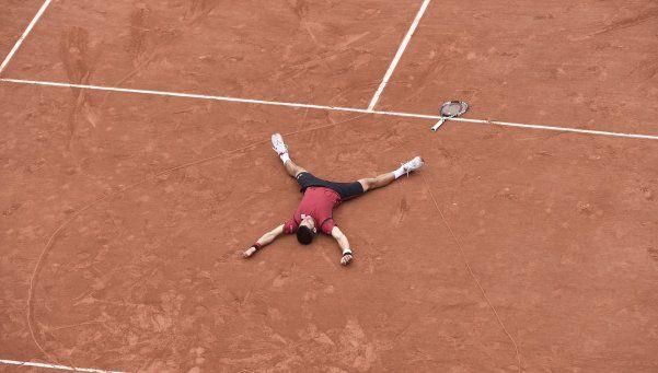 Nole, todo terreno: venció a Murray y se sacó la espina en Roland Garros