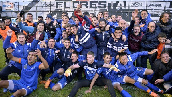 Un campeón de lujo: Talleres de Córdoba volvió a Primera