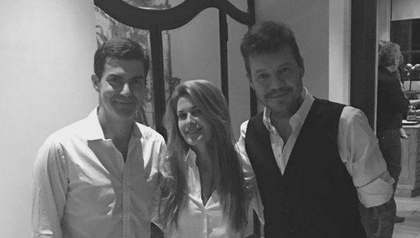 Tinelli confirmó que Urtubey y Macedo se casan en noviembre