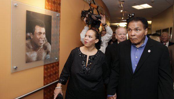 50 millones de dólares: la herencia de Muhammad Ali, en disputa
