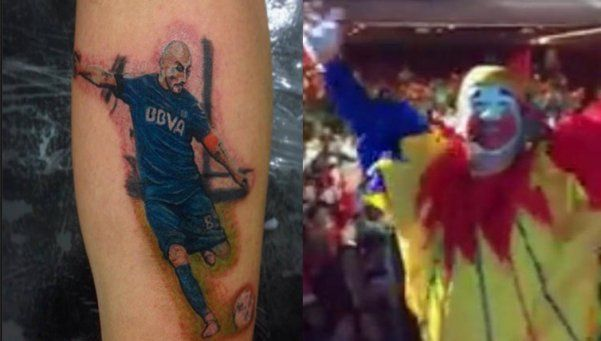 Talleres de Primera: del tatuaje del Cholo, al festejo de Piñón
