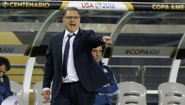 Martino confirmó nueve jugadores para los Juegos Olímpicos