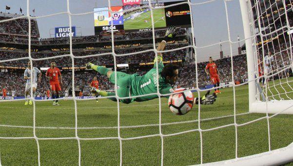 Argentina y una efectividad temible: un gol cada cuatro remates
