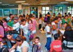 Madres con hijos de corta edad, sin leche ni remedios en Lanús