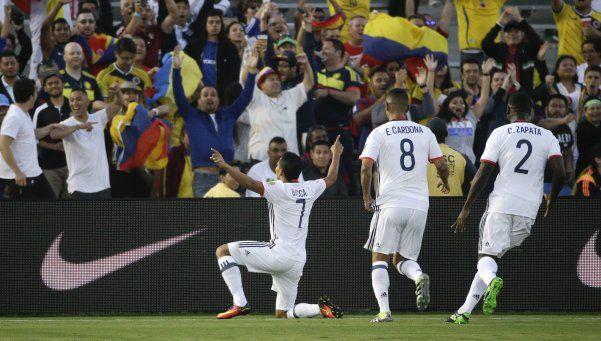 La Colombia de Pekerman derrotó a la Selección paraguaya de Ramón