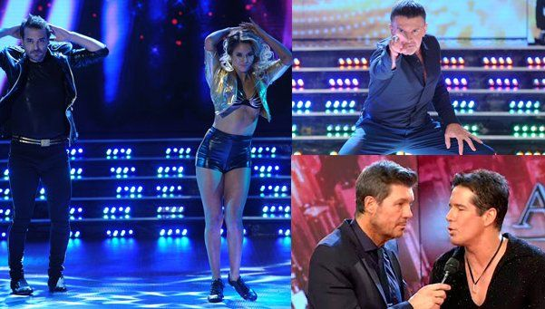 Bailando 2016: una noche de galanes con Peter, Laport y Carrillo