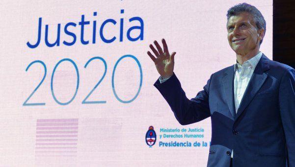 Macri presenta la reforma electoral